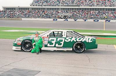 Harry Gant Poster by Retro Images Archive