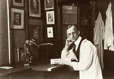 Harvey Cushing Poster by American Philosophical Society