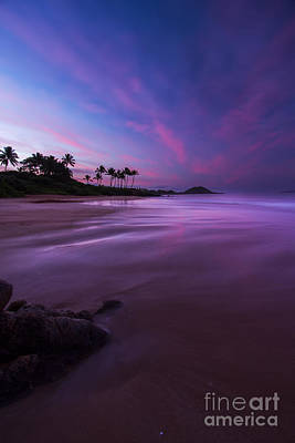 Hawaii First Light Sunrise Poster by Dustin K Ryan