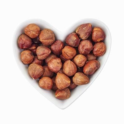Hazelnuts Poster by Geoff Kidd