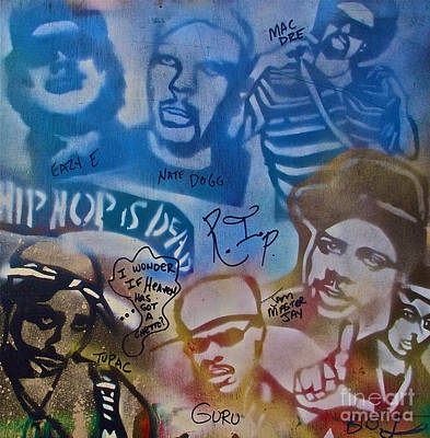 Heavens Ghetto 2 Poster by Tony B Conscious