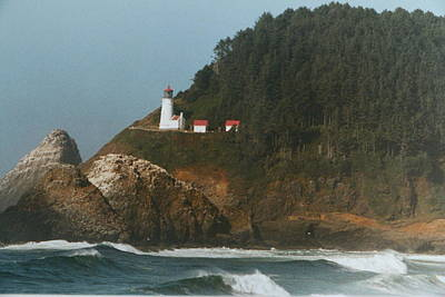 Heceta Head Poster by Christiane Schulze Art And Photography