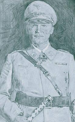Herman Goering Poster by Dennis Larson