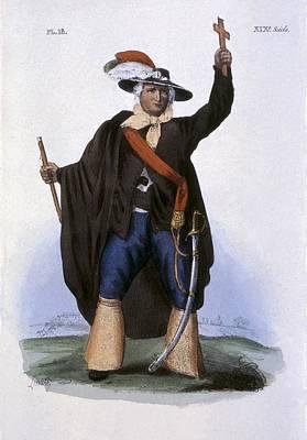 Hidalgo Y Costilla, Miguel 1753-1811 Poster by Everett