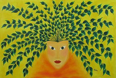 Hidden Identity  Poster by Marianna Mills