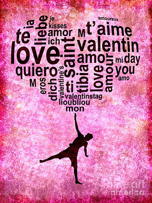 High On Love Poster by Delphimages Photo Creations