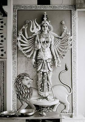 Hinduism Poster by Shaun Higson