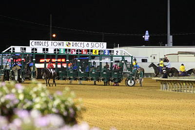 Hollywood Casino At Charles Town Races - 121237 Poster by DC Photographer