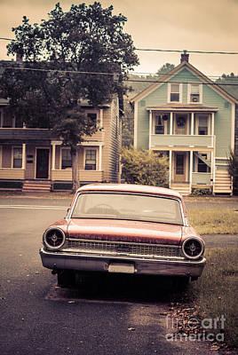 Hometown Usa Poster by Edward Fielding