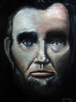Honest Abe Poster by Iams