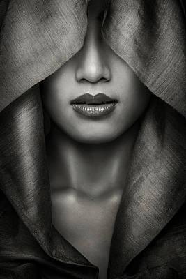 Hood Poster by Azalaka