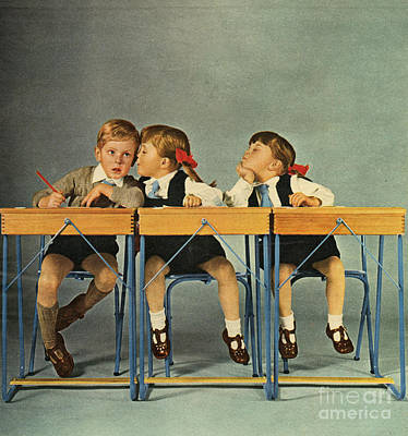 Hoover 1963 1960s Uk Schools Children Poster by The Advertising Archives