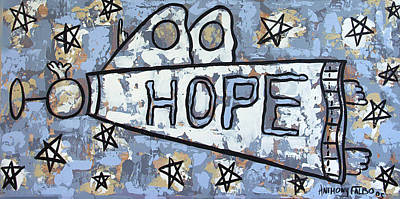 Hope Poster by Anthony Falbo
