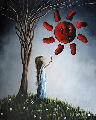 Hope You Feel Better Soon By Shawna Erback Poster by Shawna Erback
