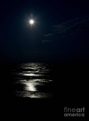 Hunter's Moon II Poster by Michelle Wiarda