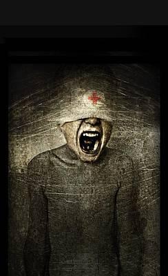 Hurt Poster by Johan Lilja
