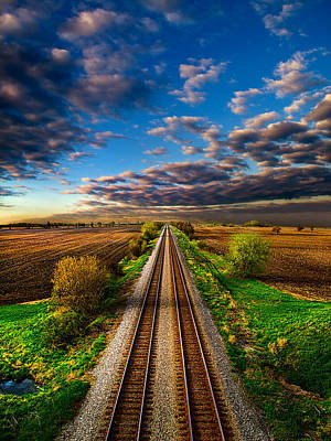 I Will Return Poster by Phil Koch