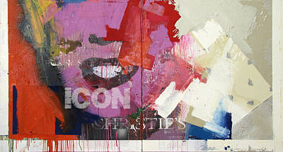Icon I Poster by Sheila Elsea