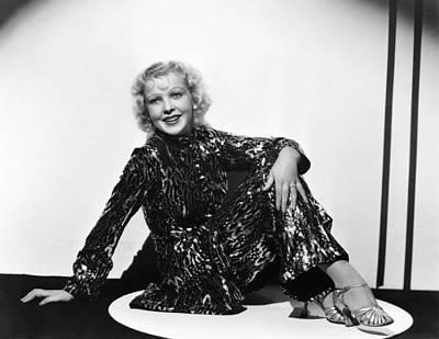 Ida Lupino, Paramount Portrait, 1934 Poster by Everett