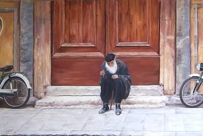 If I Were A Rich Man Poster by Jan Matson
