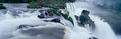 Iguazu Falls, Iguazu National Park Poster by Panoramic Images