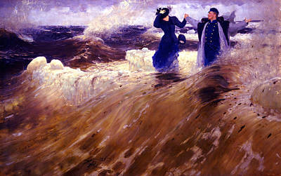 Ilya Repin What Freedom Poster by MotionAge Designs