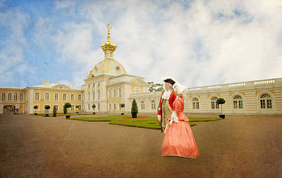 Imperial Peterhof Poster by Roy  McPeak