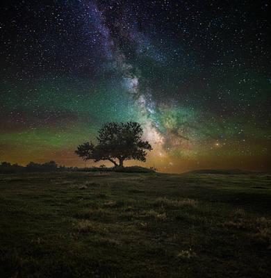 Infinity Poster by Aaron J Groen