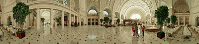 Interior Union Station Washington Dc Poster by Panoramic Images