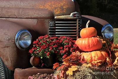 International Autumn Poster by Benanne Stiens