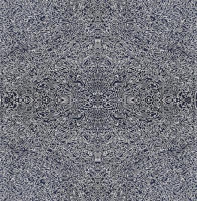 Intricacy Poster by Sumit Mehndiratta