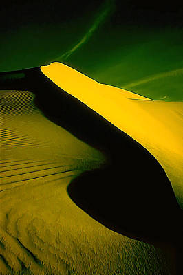 Ir Dune 2 Poster by Bill Caldwell -        ABeautifulSky Photography