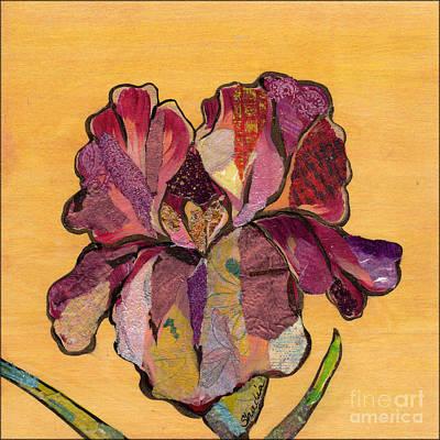 Iris Iv - Series II Poster by Shadia Zayed
