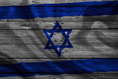 Israel Poster by Joe Hamilton