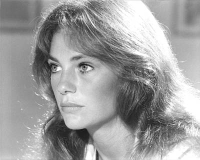 Jacqueline Bisset In The Deep  Poster by Silver Screen
