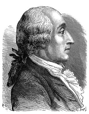 Jacques Charles Poster by Science Photo Library