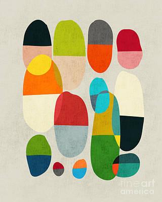 Little Pills Poster by Nava Seas