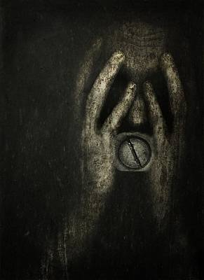 Jail Within Poster by Johan Lilja