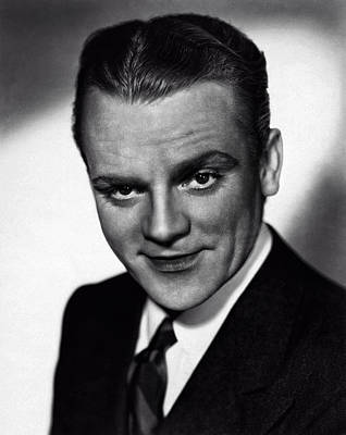 James Cagney Poster by Doc Braham
