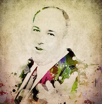 James Gandolfini Poster by Aged Pixel