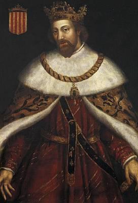 James I The Conqueror. Ca. 1587-1588 Poster by Everett