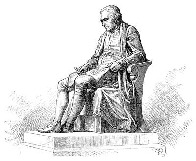 James Watt Poster by Science Photo Library