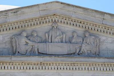 Jefferson Memorial - Washington Dc - 01133 Poster by DC Photographer