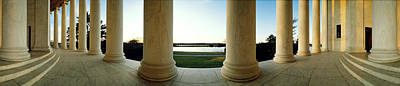 Jefferson Memorial Washington Dc Poster by Panoramic Images