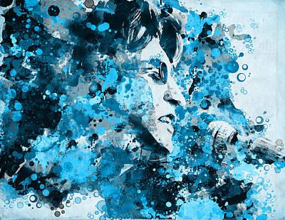 John Lennon 5 Poster by Bekim Art