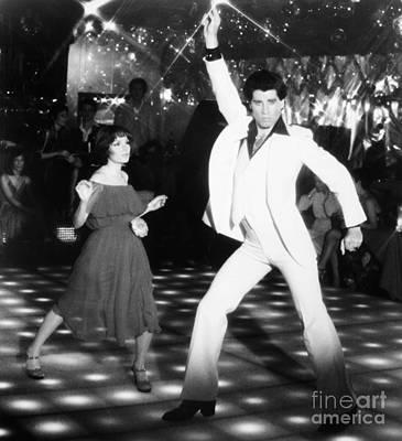 John Travolta (1954- ) Poster by Granger