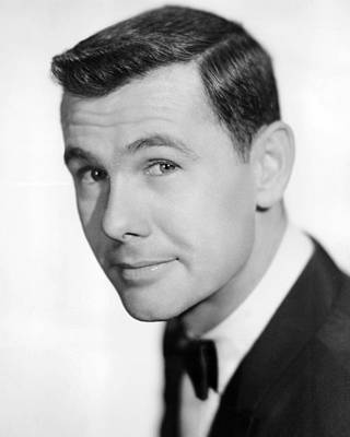 Johnny Carson Poster by Silver Screen
