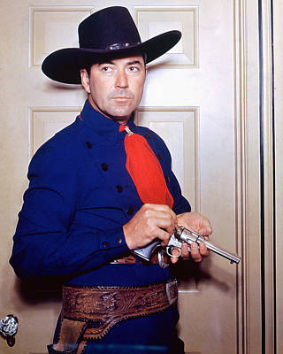 Johnny Mack Brown Poster by Silver Screen