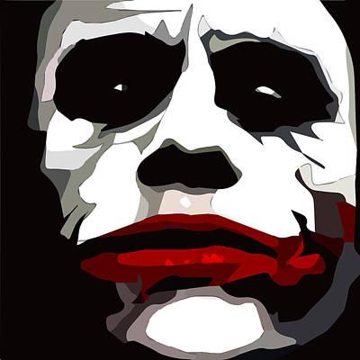 Joker Poster by Aura Art