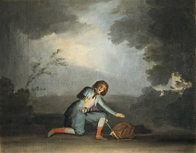 Julia, Asensi 1767-1830. Scene Poster by Everett